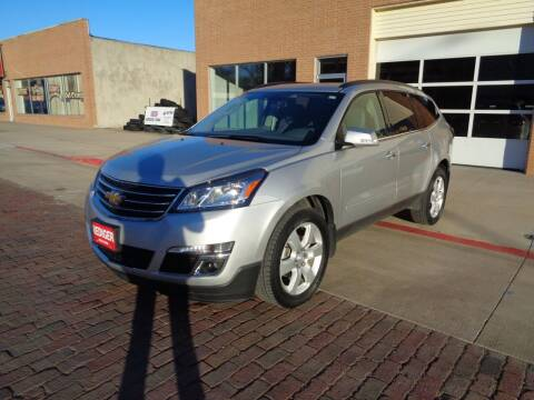 2017 Chevrolet Traverse for sale at Rediger Automotive in Milford NE