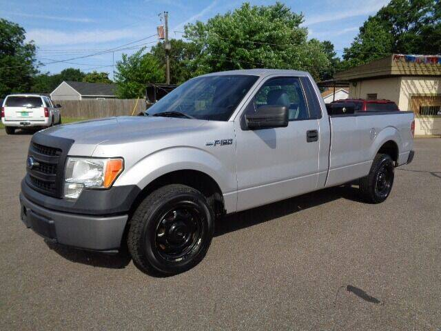 2014 Ford F-150 for sale at Tri-State Motors in Southaven MS