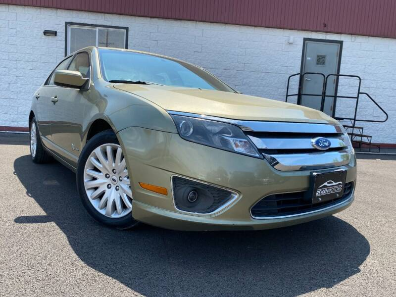2012 Ford Fusion Hybrid for sale in Springfield, IL