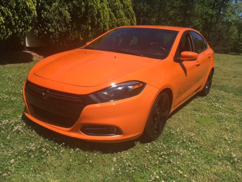 2014 Dodge Dart for sale at March Motorcars in Lexington NC