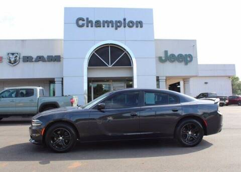 2017 Dodge Charger for sale at Champion Chevrolet in Athens AL