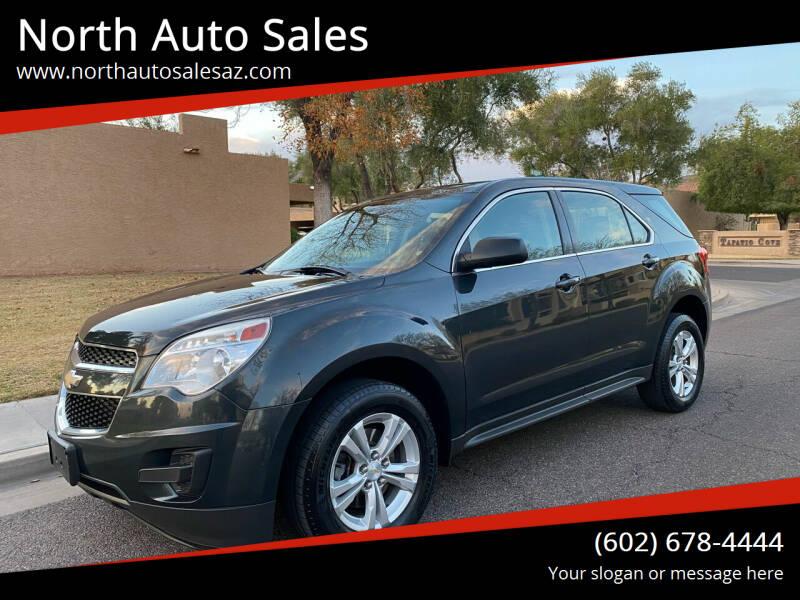 2013 Chevrolet Equinox for sale at North Auto Sales in Phoenix AZ