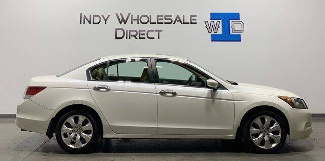 2008 Honda Accord for sale at Indy Wholesale Direct in Carmel IN