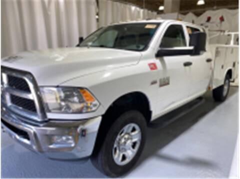 2016 RAM Ram Chassis 3500 for sale at CENTURY TRUCKS & VANS in Grand Prairie TX
