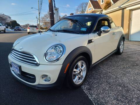 2013 MINI Coupe for sale at Express Auto Mall in Totowa NJ