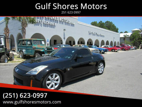 2004 Nissan 350Z for sale at Gulf Shores Motors in Gulf Shores AL