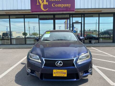 2013 Lexus GS 350 for sale at Kinston Auto Mart in Kinston NC