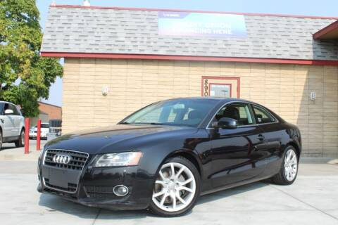 2012 Audi A5 for sale at ALIC MOTORS in Boise ID