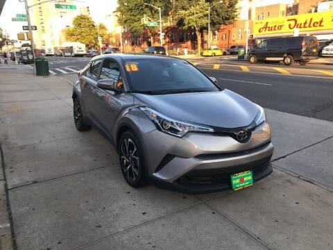 2018 Toyota C-HR for sale at Sylhet Motors in Jamacia NY