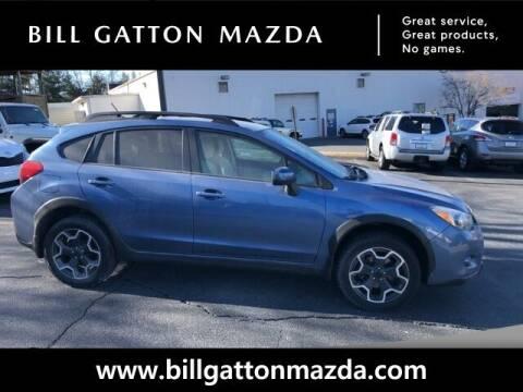 2015 Subaru XV Crosstrek for sale at Bill Gatton Used Cars - BILL GATTON ACURA MAZDA in Johnson City TN
