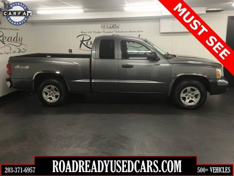 2005 Dodge Dakota for sale at Road Ready Used Cars in Ansonia CT