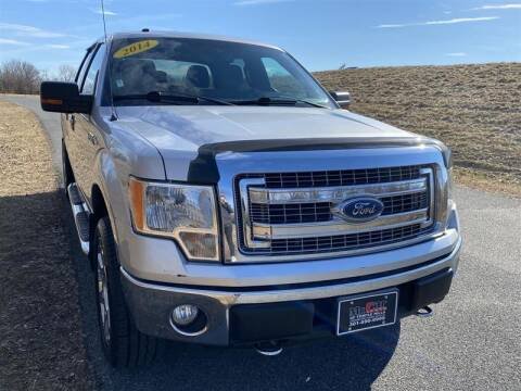 2014 Ford F-150 for sale at Mr. Car LLC in Brentwood MD