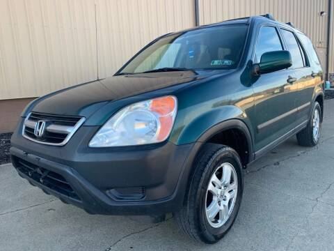2003 Honda CR-V for sale at Prime Auto Sales in Uniontown OH