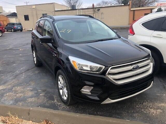 2018 Ford Escape for sale at RT Auto Center in Quincy IL