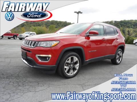 2017 Jeep Compass for sale at Fairway Ford in Kingsport TN
