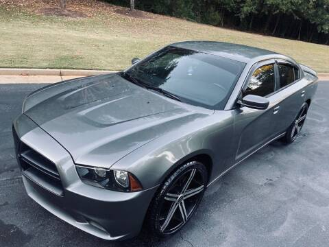 2011 Dodge Charger for sale at Top Notch Luxury Motors in Decatur GA