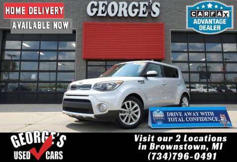 2018 Kia Soul for sale at George's Used Cars - Pennsylvania & Allen in Brownstown MI
