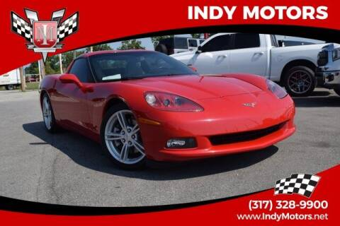 2008 Chevrolet Corvette for sale at Indy Motors Inc in Indianapolis IN