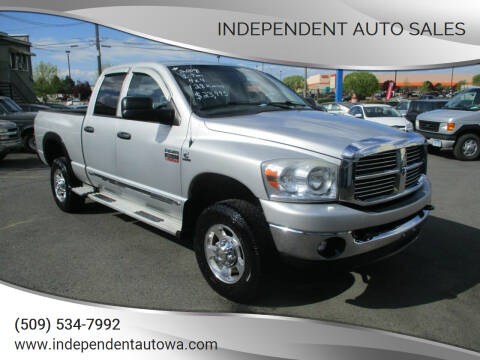2008 Dodge Ram Pickup 3500 for sale at Independent Auto Sales in Spokane Valley WA