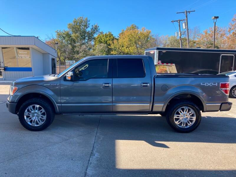 2009 Ford F-150 for sale at GRC OF KC in Gladstone MO
