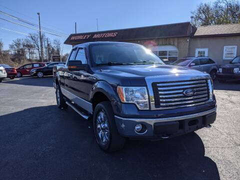 2010 Ford F-150 for sale at Worley Motors in Enola PA