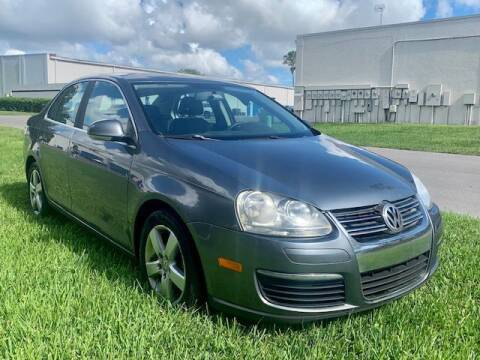 2008 Volkswagen Jetta for sale at Krifer Auto LLC in Sarasota FL