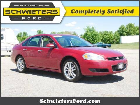 2014 Chevrolet Impala Limited for sale at Schwieters Ford of Montevideo in Montevideo MN