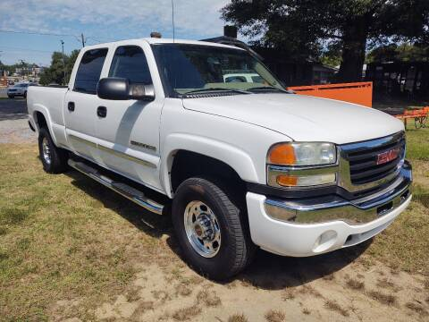 2003 GMC Sierra 2500HD for sale at Ray Moore Auto Sales in Graham NC