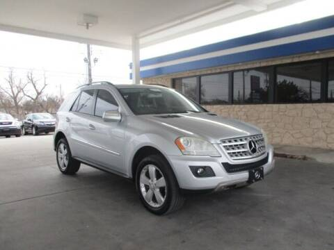 2009 Mercedes-Benz M-Class for sale at CAR SOURCE OKC - CAR ONE in Oklahoma City OK
