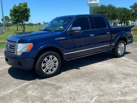 2009 Ford F-150 for sale at M A Affordable Motors in Baytown TX