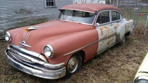 1954 Pontiac Chieftain for sale at Haggle Me Classics in Hobart IN