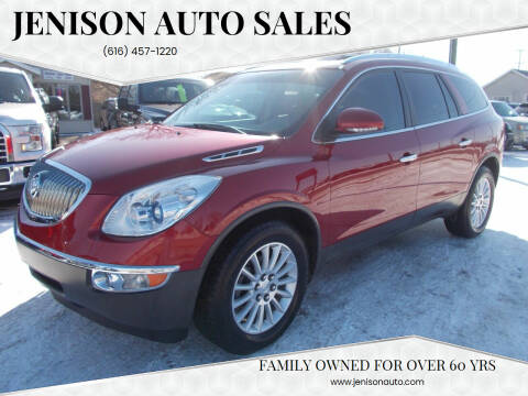 2012 Buick Enclave for sale at Jenison Auto Sales in Jenison MI