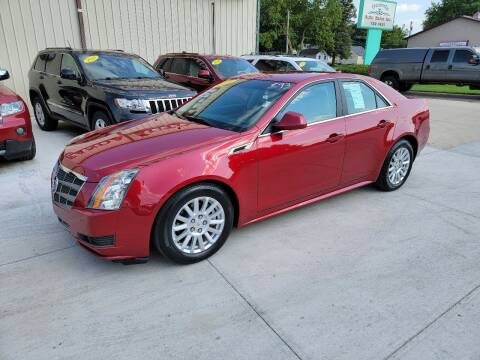 2011 Cadillac CTS for sale at De Anda Auto Sales in Storm Lake IA