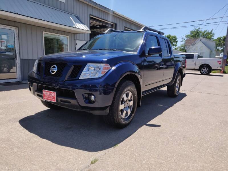 2011 Nissan Frontier for sale at Habhab's Auto Sports & Imports in Cedar Rapids IA