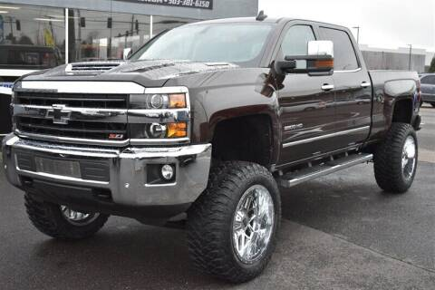 2018 Chevrolet Silverado 2500HD for sale at Landers Motors in Gresham OR