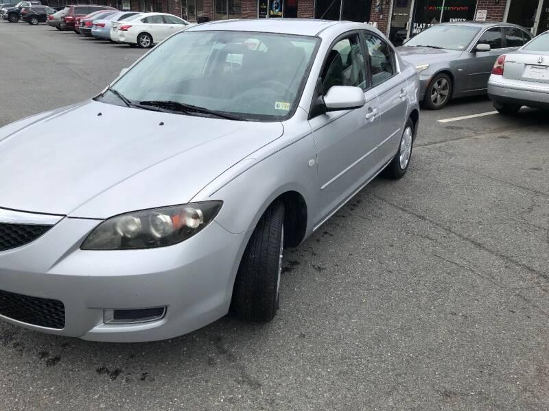2007 Mazda MAZDA3 for sale at REGIONAL AUTO CENTER in Stafford VA