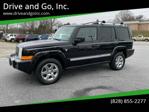 2006 Jeep Commander for sale at Drive and Go, Inc. in Hickory NC