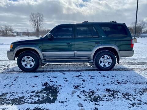 2000 Toyota 4Runner for sale at Caruzin Motors in Flint MI