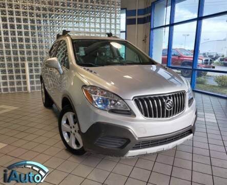 2015 Buick Encore for sale at iAuto in Cincinnati OH