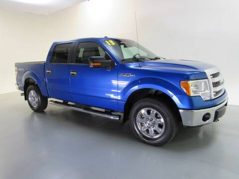 2013 Ford F-150 for sale at Salinausedcars.com in Salina KS