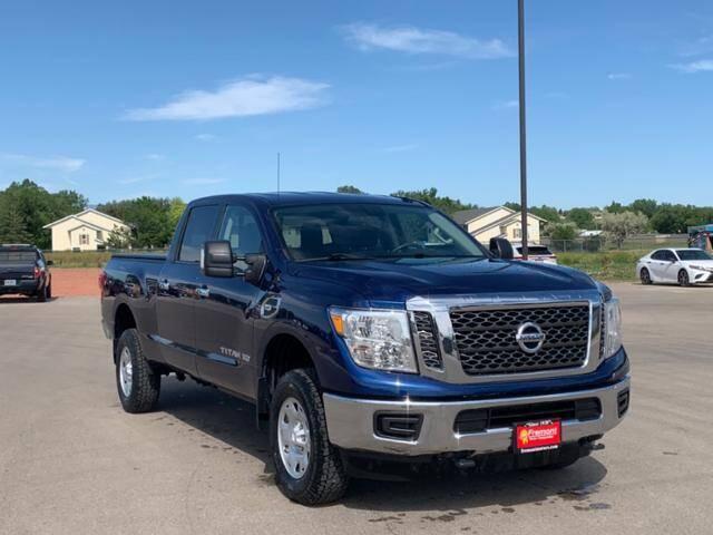2017 Nissan Titan XD for sale in Casper, WY