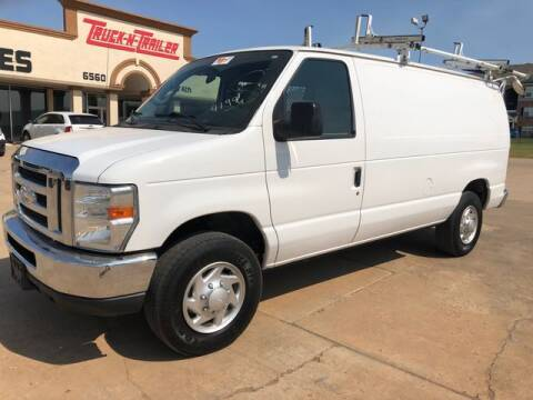 2014 Ford E-Series Cargo for sale at TRUCK N TRAILER in Oklahoma City OK