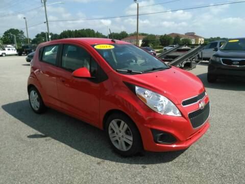 2014 Chevrolet Spark for sale at Kelly & Kelly Supermarket of Cars in Fayetteville NC