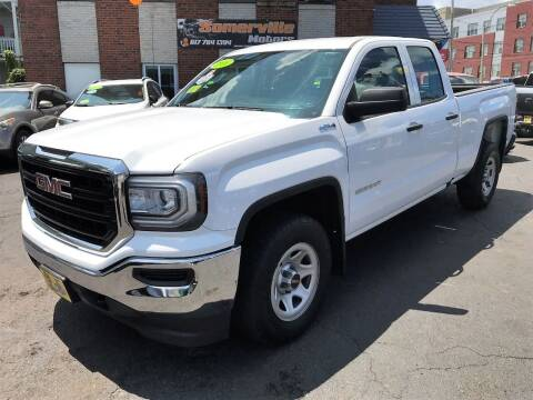 2016 GMC Sierra 1500 for sale at Somerville Motors in Somerville MA