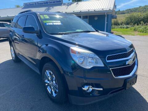 2015 Chevrolet Equinox for sale at HACKETT & SONS LLC in Nelson PA