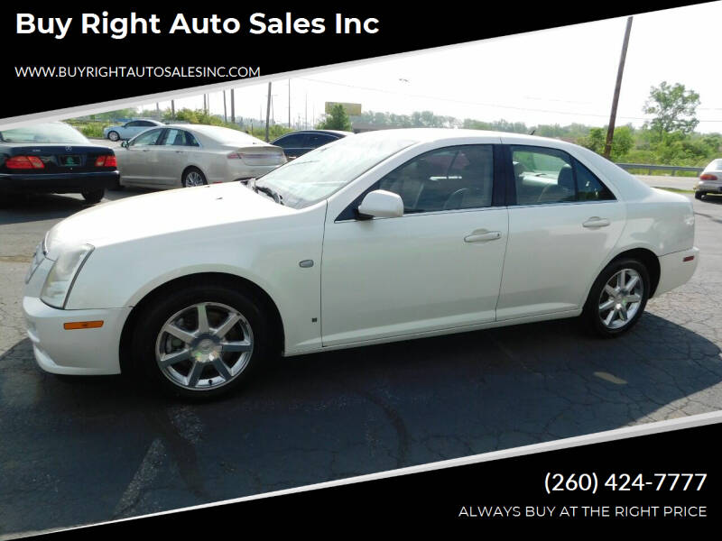 2006 Cadillac STS for sale at Buy Right Auto Sales Inc in Fort Wayne IN