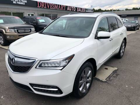2014 Acura MDX for sale at DriveSmart Auto Sales in West Chester OH