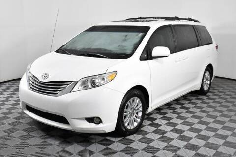 2011 Toyota Sienna for sale at Southern Auto Solutions-Jim Ellis Volkswagen Atlan in Marietta GA