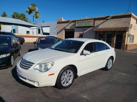2008 Chrysler Sebring for sale at Auto Solutions in Mesa AZ