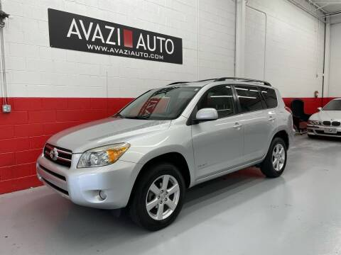 2006 Toyota RAV4 for sale at AVAZI AUTO GROUP LLC in Gaithersburg MD